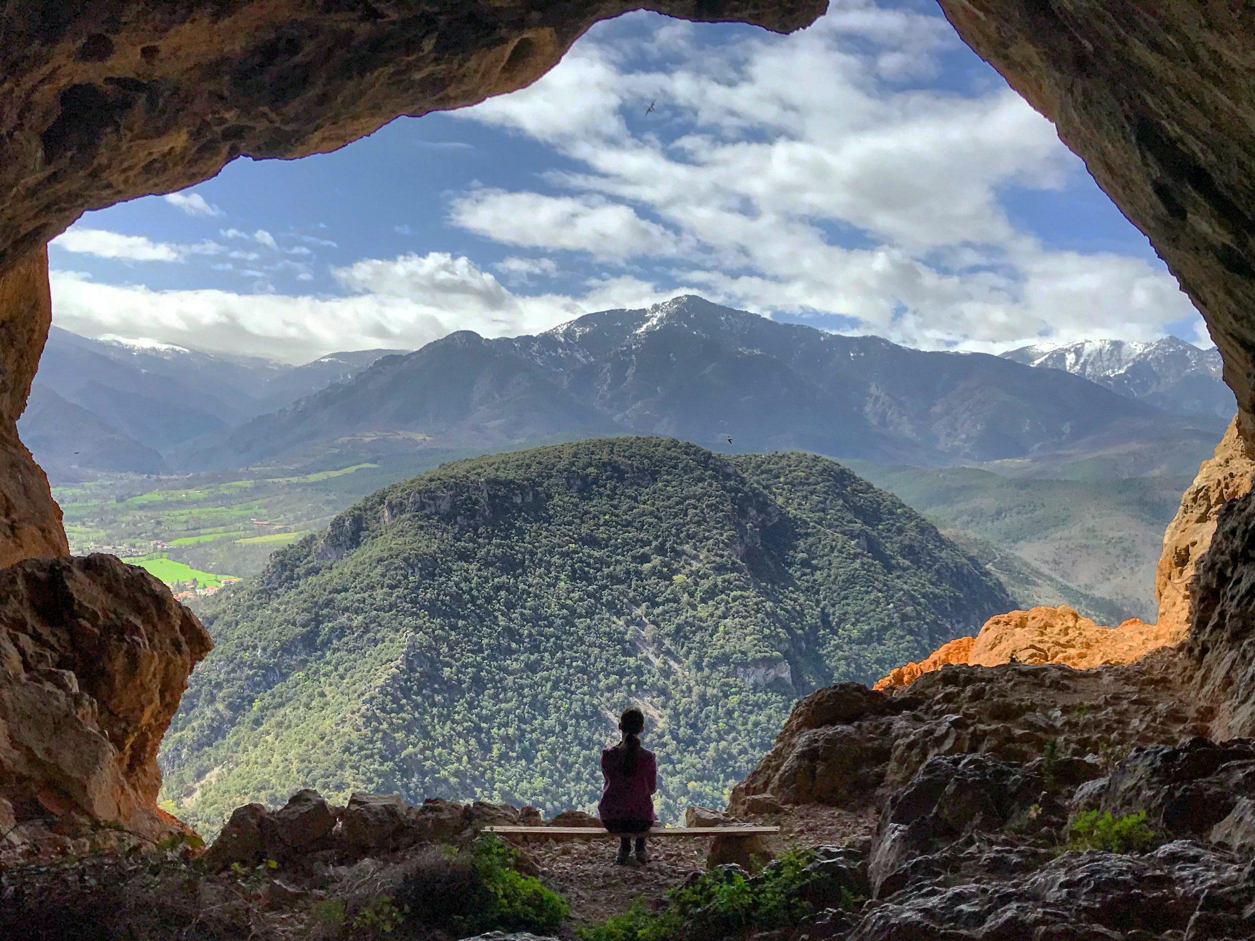 grotte de villefranche de conflent
